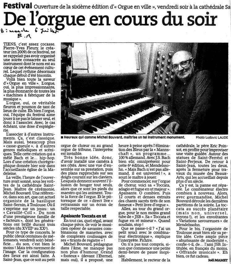 2014.07.06 Michel Bouvard